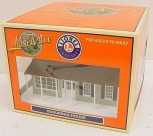 Lionel 6-34108 O Scale Suburban House w/lights LN/Box