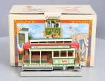 Leftons Trolley's From the Roadside USA Collection EX/Box
