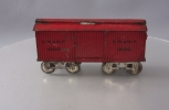 Lionel 14 Standard Gauge Chicago Milwaukee and St. Paul Boxcar