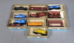 Athearn HO Scale Freight Cars: 5020, 5369, 1253, 1776, Etc [12]/Box