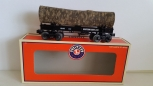 Lionel 6-19493 Western Maryland Skeleton Log Car NIB
