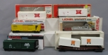 Lionel O Scale Assorted Freight Cars; 6-9445, 6-19211, 6-9802, 6-9802, 6-9302, 6