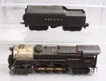 Lionel 681 6-8-6 Die-Cast S2 Steam Locomotive w/2671W Tender
