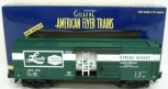 American Flyer 6-48231 S Scale TTOS 2003 Linde Gas Box Tank Car LN/Box