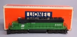 Lionel 6-8585 Burlington Northern SD40 Powered Diesel Locomotive w/Horn EX/Box