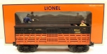 Lionel 6-52348 LCCA 2005 Operating Sheriff and Outlaw Car NIB