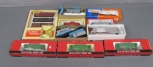 HO Scale Assorted Freight Cars and Kits [12] LN/Box