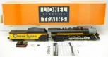 Lionel 6-18011 Chessie 4-8-4 T1 Steam Locomotive & Tender EX/Box