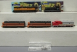 Athearn, Bachmann & AHM HO Scale Assorted Diesel Locomotives [5]