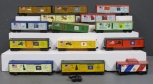 Lionel MPC 13 Colonies Box Cars and 7600 Caboose [14]