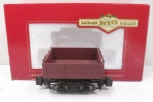 Bachmann 92502  Assembled 4-Wheel Side -Dump Mining Car w/Metal Wheels LN/Box