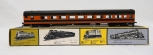 Rivarossi AHM HO 6404-12 1930 Smooth Side Coach Empire Builder Great Northern GN