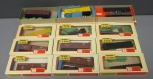 Train Miniature HO Scale Freight Cars & Kits: 2606, 2906, 2902, 2901, 2603, 2603