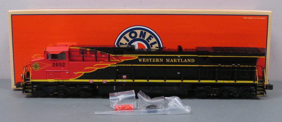 Buy Lionel 6-38407 CSX Heritage Western Maryland #2652/Box