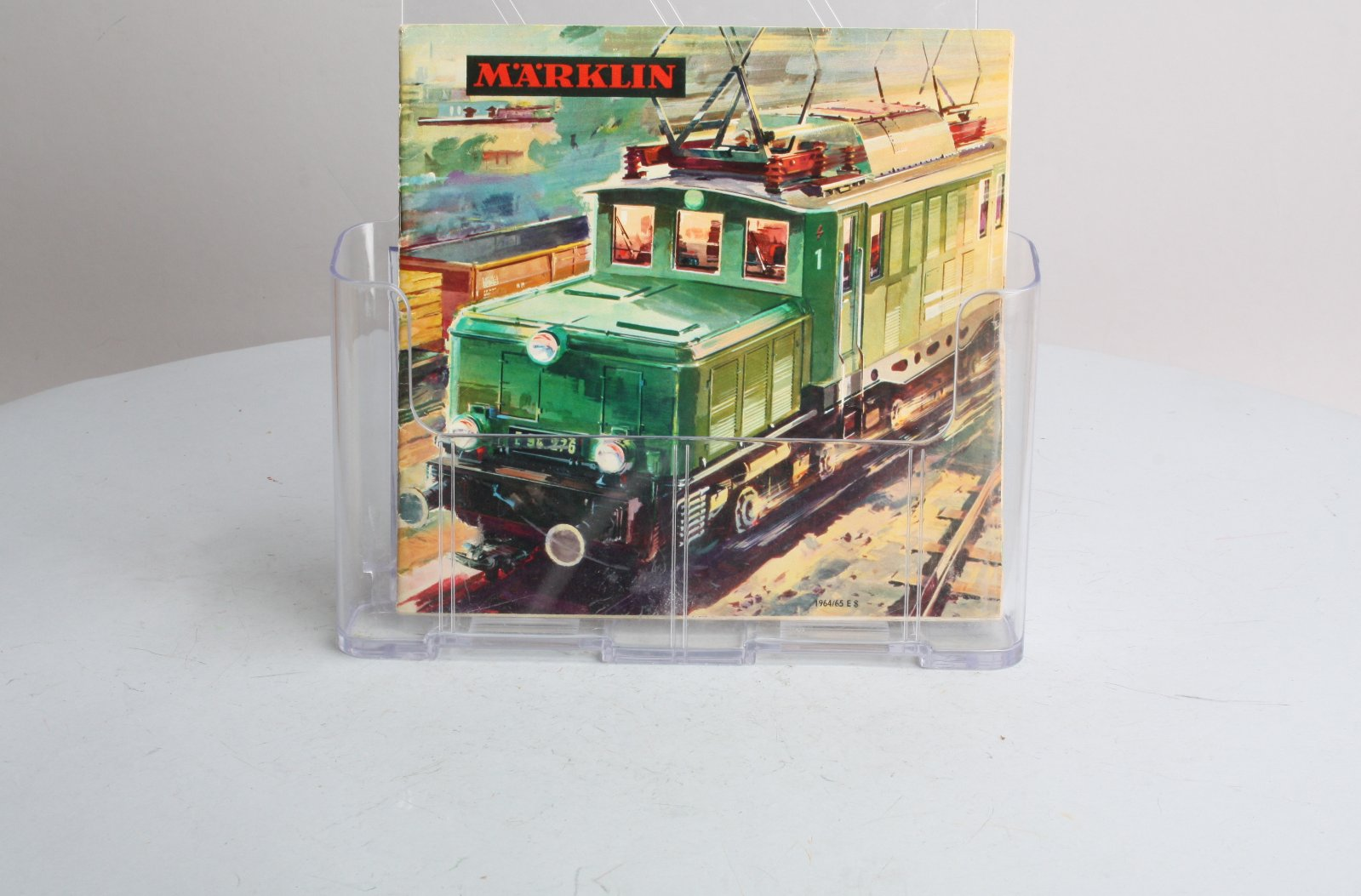 Buy Marklin 1964/65 Product Catalog | Trainz Auctions