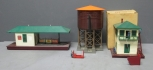 Lionel O Scale Postwar Accessories: 138, 445 & 356 [3]