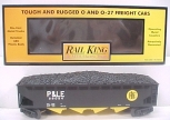 MTH 30-75160 Pittsburgh & Lake Erie Hopper with Coal Load EX/Box