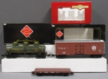 Aristocraft & Bachmann G Scale Freight Cars: 71616, 46605, 95627/Box