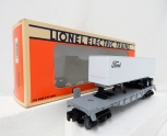 Lionel Trains 6-16916 Ford Flatcar with Removable Trailer O Gauge Boxed TOFC