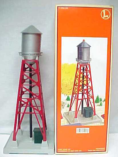 Lionel 6-12958 193 Industrial Water Tower LN/Box 023922129581 Lionel 6-12958