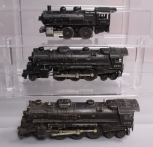 Lionel O Gauge Postwar Steam Locomotives: 1615, 2016 & 2018 [3]