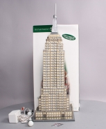 Dept 56 56.59207 Christmas in The City Illuminated Empire State Building - RAR