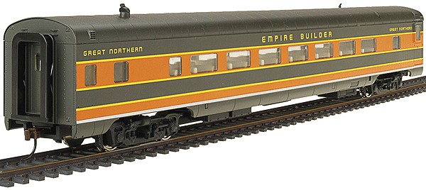 Buy Walthers 932-9031 HO Scale GN Empire Builder AC&F 60-Seat Coach