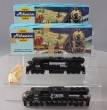 Athearn HO Norfolk Southern Diesel Locomotives: 4755 4657 [2]/Box