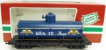 LGB 4080-W01 White Pass Single Dome Tank Car LN/Box