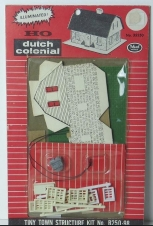 American Flyer 35250 HO Dutch Colonial House Kit MT/Box