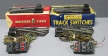 American Flyer S Postwar 720 and 720A LH & RH Remote Switches (Pair of 2)/Box