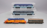 Rivarossi, AHM & Other HO Scale Assorted Diesel Locomotives [4]
