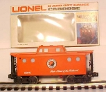 Lionel 6-9270 Northern Pacific N5C Caboose EX/Box