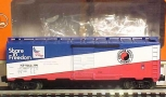 Lionel 6-29259 NP Red, White, & Blue Box Car