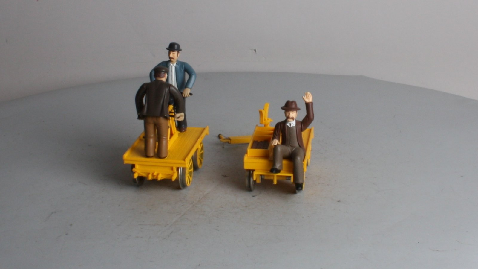 Buy Bachmann 96202 G Scale Gandy Dancer Hand Car | Trainz