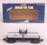 American Flyer 6-48408 S Scale Sunoco Single Dome Tank Car NIB