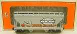 Lionel 6-17013 NYC Graffiti 2-Bay Covered Hopper EX/Box