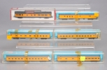 Atlas & Con-Cor N Scale Union Pacific Passenger Cars [6] LN/Box