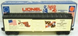 Lionel 6-7607 State of Maryland Boxcar LN/Box