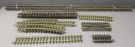 Aristo-Craft G Scale Brass Straight & Curved Track Sections [15]