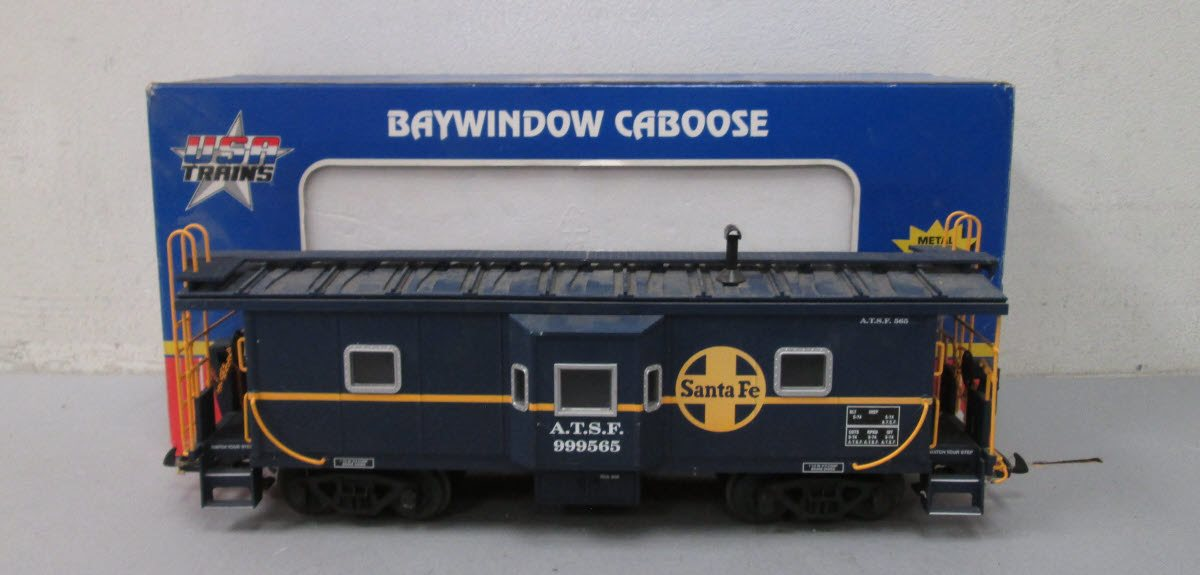 Buy USA Trains 12051 G Atchison, Topeka & Santa Fe Bay