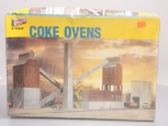 Walthers 933-3806 N Scale Coke Ovens & Quencher Building Kit NIB
