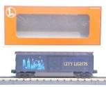 Lionel 6-16791 NY City Lights Boxcar NIB