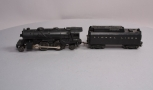 Lionel 1120 Scout Die-cast Steam Locomotive with Non-Whistling Tender