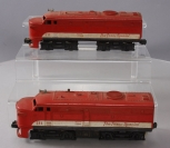 Lionel 211 Texas Special AA Diesel Set