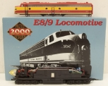 Proto 2000 8710 HO Florida East Coast E8/9 Diesel Locomotive #1031 NIB