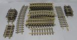 LGB & Aristo-Craft G Scale Euro BRASS Straight & Curved Track Sections [30]