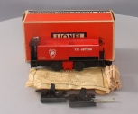 Lionel 55 Pennsylvania Railroad Operating Tie-Jector Car EX/Box