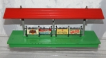Postwar Lionel Trains 156 Illuminated Station Platform bakelite FLEER Remington