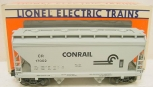Lionel 6-17002 Conrail Two Bay ACF Hopper LN/Box